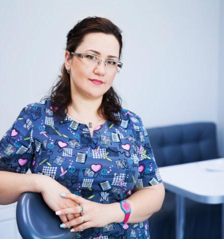 Острецова Лариса Евгеньевна